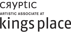 Cryptic, Artistic Associate at Kings Place
