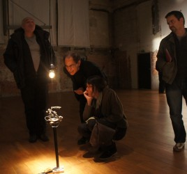 Image of Sonica 2013 Truce Artist Talk