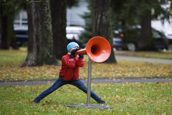 The Megaphone Project